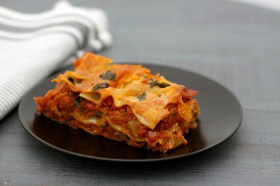 Lasagna de legume - Bucate pe Roate