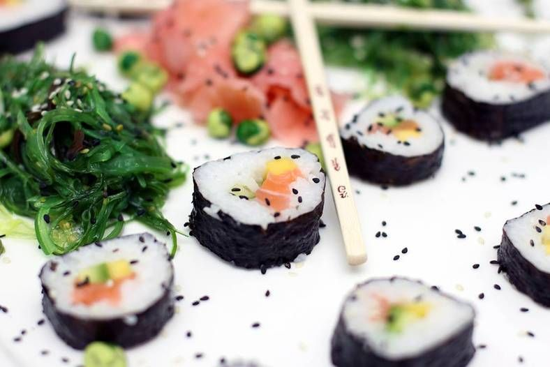 Sushi Catering evenimente - Bucate pe Roate