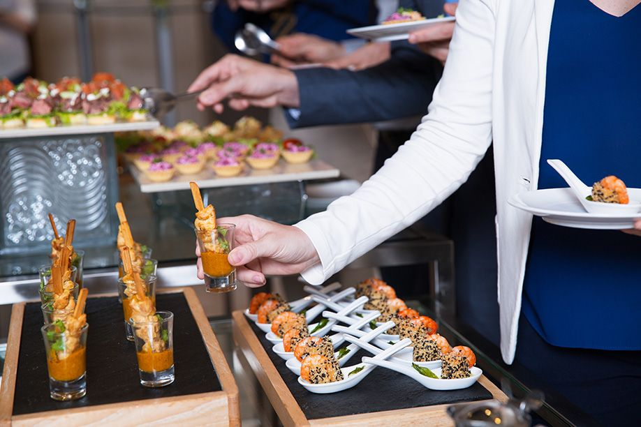 catering business lunch bufet suedez - Bucate pe Roate