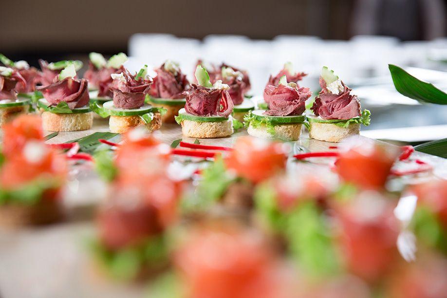 catering cocktail receptii - Bucate pe Roate