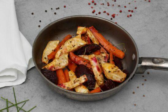 legume la cuptor - Bucate pe Roate